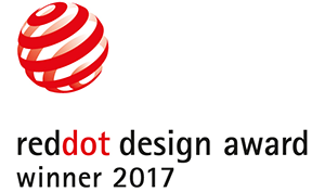 Skinners reddot design award winner 2017