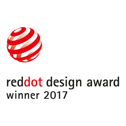 Reddot design award winner 2017